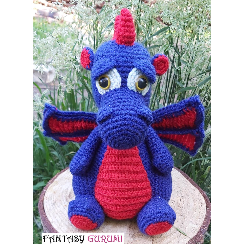 dragon blue